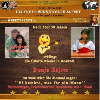 Ullitou´s Winnetou Film Fest - Flyer 2