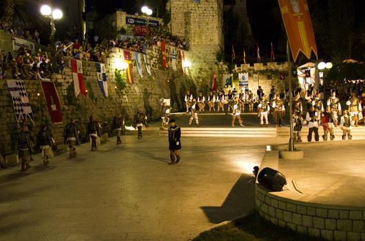 Rabska Fjera - Mittelalterfestival Rab