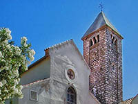 Kirche, Kloster Hl. Andreas