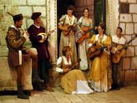 Rabska Fjera - Band, Tamburasi