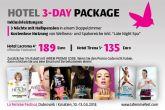 La Femme Fest - Dubrovnik - 3-Tages Hotel Ticket