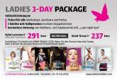 La Femme Fest - Dubrovnik - Ladies 3 Tages-Ticket