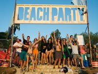 Beach Party Outlook Festival Pula