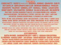 Outlook Festival Line-Up