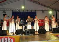 Sommerkarneval Senj - Musiker