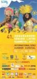 Sommerkarneval 2012 - Flyer