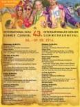 Sommerkarneval 2014 - Flyer