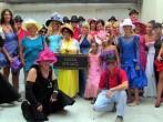 Diverse Karnevalsgruppen