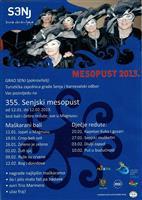 Winterkarneval 2013 - Flyer