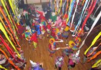 Winterkarneval Senj - Maskenball in der Discothek Magnus