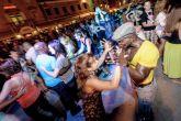 Tänzer beim Salsa Festival
