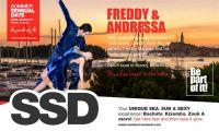 Summer Sensual Days Rovinj - Freddy Marinho und Andressa