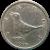 1 Kuna Münze Rückseite