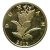 10 Lipa Münze Rückseite