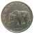 5 Kuna Münze Rückseite