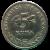 5 Kuna Münze Vorderseite