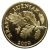 5 Lipa Münze Rückseite