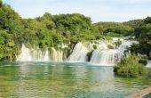 Wasserfall Sradinski Buk - NP Krka
