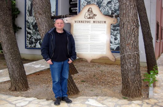 Winnetou Museum in Kroatien