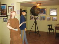 Filmrequisiten - Winnetou Museum