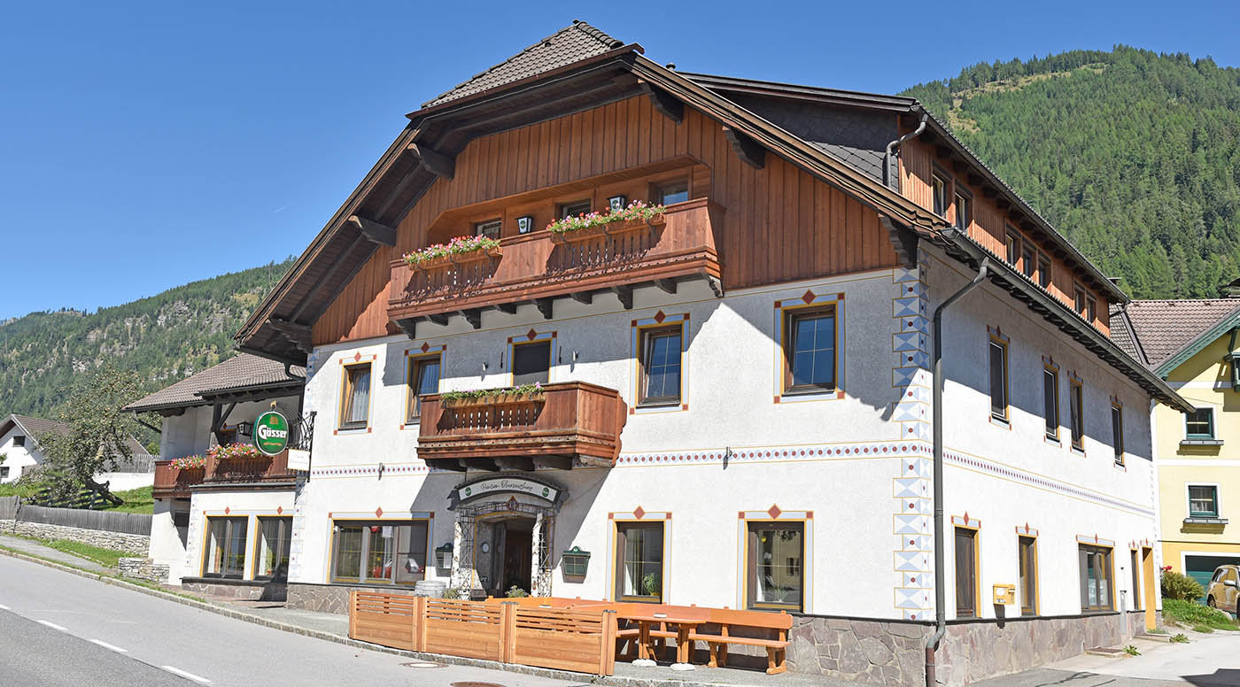 Pension Oberweissburg