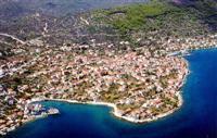 Kali - der größte Ort der Insel