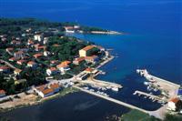 Ugljan - der Hauptort der Insel