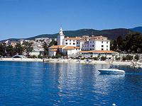 Der beliebte Ferienort Crikvenica