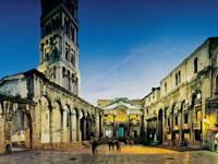 Split und der Palast des Diokletian