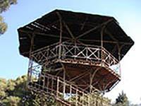 Nationalpark Brijuni - Aussichtsturm