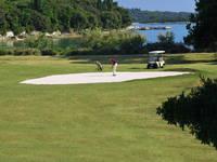 Nationalpark Brijuni - Golf