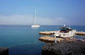 Bootsausflug, Nationalpark Kornati