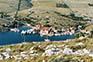 Dorf im Nationalpark Kornati