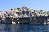 Fels, Nationalpark Kornati