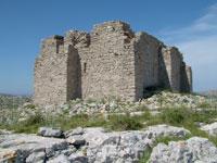 Nationalpark Kornati - Festung Turet