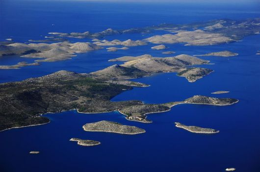 Nationalpark Kornati - Inselwelt