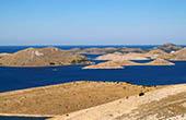 Insellandschaft, Nationalpark Kornati