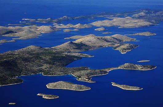 Nationalpark Kornati, Kroatien