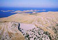 Nationalpark Kornati - Magazinova Skrila