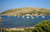 Segeln im Nationalpark Kornati