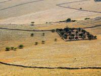 Trockenmauern, Nationalpark Kornati