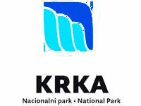 Logo Nationalpark Krka, Kroatien