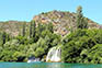 Nationalpark Krka - Ausflugstboot Roski slap