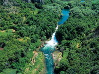 Nationalpark Krka - Bilusica Buk