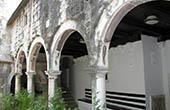 Nationalpark Krka - Alte Mauern Kloster Krka