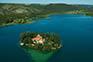 Nationalpark Krka - Klosterinsel Visovac