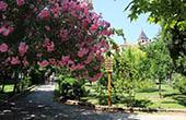 Nationalpark Krka - Garten Kloster Insel Visovac
