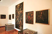 Nationalpark Krka - Ausstellung Insel Visovac Kloster