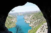 Nationalpark Krka - Höhle Suplja stina