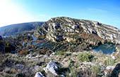 Nationalpark Krka - Lehrpfad Panorama Roski slap